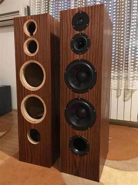 10 floor standing speakers diy floor standing speakers dual woofer beginner friendly