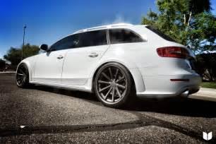 Stanced Audi Allroad 2014 Audi B8 Allroad Stanced Enhanced Parts Score