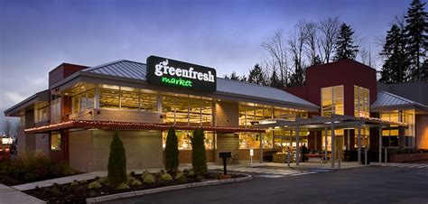 Greenfresh Market   Grocery Store Design, Plan, Build by I 5 Design