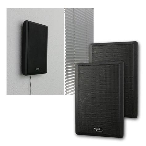 Speaker Flat flat speaker stereo flat panel wall speaker speakers slim flat panel