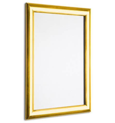 37 X 25 Poster Frame by Polished Poster Snap Frame 40x30 Mitred 25mm Uk