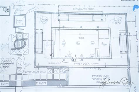 pool plans free creating a pool plan slipcovered grey