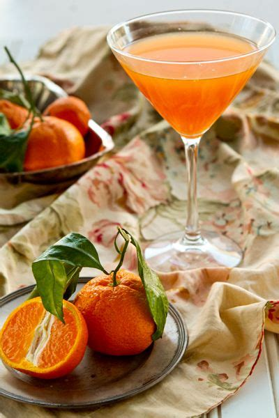 Happy Hour Tangerini by Happy Hour The Tangerine Gimlet The Work Edit By