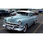 1954 Chevy BelAir  YouTube