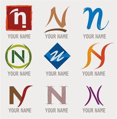 contoh logo profesional  keren  unik