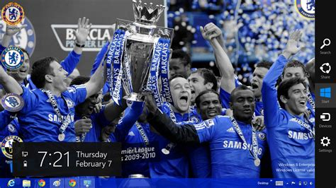 download themes windows 7 chelsea download gratis tema windows 7 chelsea fc 2013 theme for