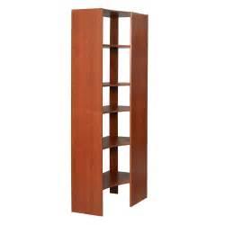 Charming Corner Shelving Unit For Closet Part   3: Charming Corner Shelving Unit For Closet Good Ideas