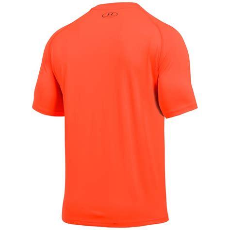 T Shirt Armour armour 2017 mens ua tech ss t shirt heatgear sleeve ebay