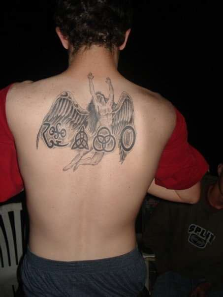 dragon tattoo led zeppelin led zeppelin tattoo