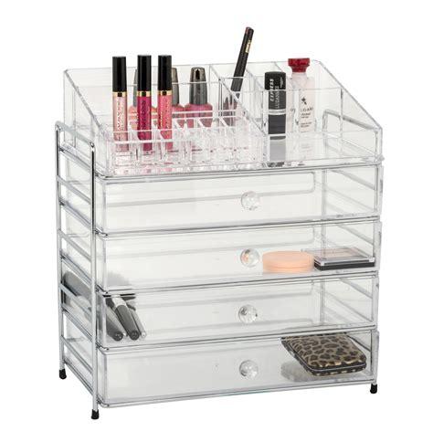 Acrylic Akrilik Organizer Make Up Kosmetik F2 acrylic makeup storage nz saubhaya makeup
