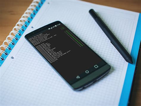 linux on android smartphone installing linux on an android phone rhd blog
