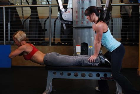 bench exercises for back hyperextensions with no hyperextension bench type