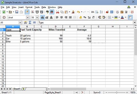 Excel Compatible Spreadsheet Software by Free Spreadsheet Program Compatible With Excel