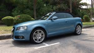 Used Audi Convertibles For Sale Audi A3 2 0 Tfsi Cabriolet S Line Speed Credit