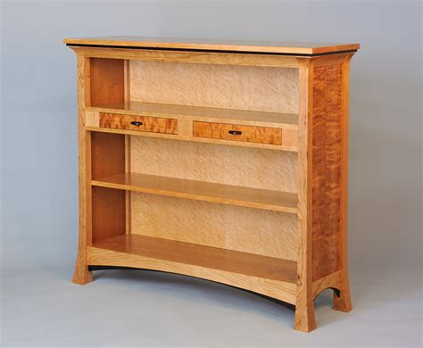 Handmade Furniture Vermont - bookcase