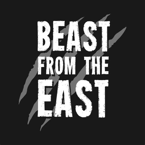 Wwe Wall Stickers beast from the east beast from the east t shirt