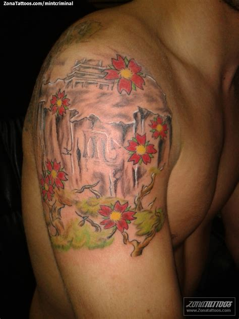 imagenes tatuajes orientales tatuaje de orientales 193 rboles