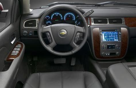 2010 Chevy Tahoe Interior by 2010 Chevrolet Tahoe The Maguire Auto