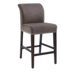 prado fabric counter stool grey buy fabric counter stools