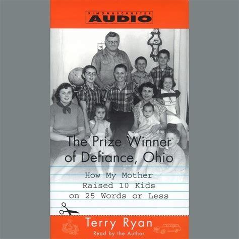 Book Review The Prize Winner Of Defiance Ohio By Terry by The Prize Winner Of Defiance Ohio Abridged