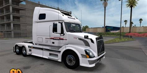 volvo trucks america inc p a m transportation services inc volvo vnl 670 mod