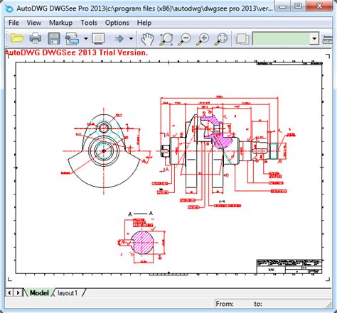 dwg format versions dwgsee dwg viewer pro shareware version 2013 by dwgsee