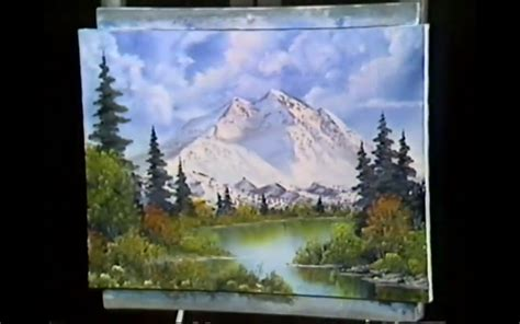 bob ross paintings season 1 bob ross lied to me season 1 ep 2 mt mckinley