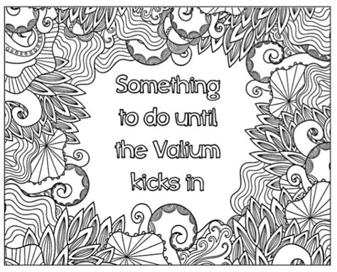 the coloring book calm the f coloring book