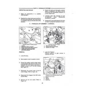 new ford 5640 6640 7740 7840 8240 8340 hydraulic system workshop manual