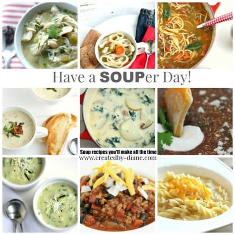 the soup bible all the soups you will need in one inspirational collection 200 recipes from around the world books soup recipes 30 minutes created by diane