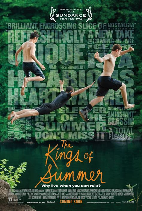 kings of summer the kings of summer 2013 the cinephiliac
