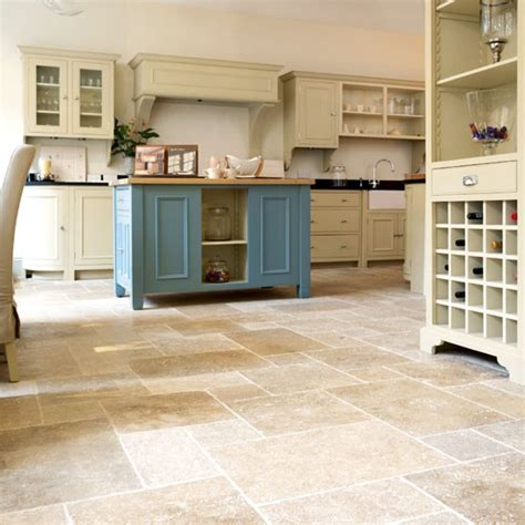 tiled kitchen floors ideas kitchen flooring housetohome co uk