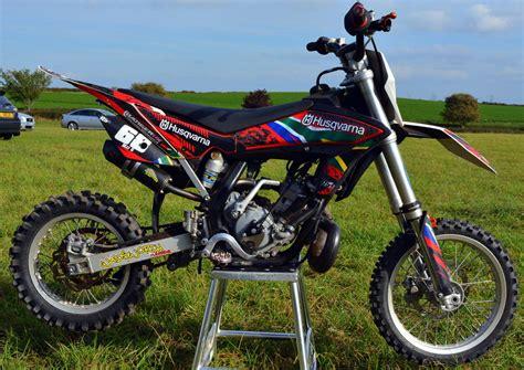 Husqvarna 65 Cc Motocross Bike