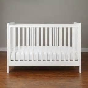 White Wooden Crib White Wooden Bassinet Foter