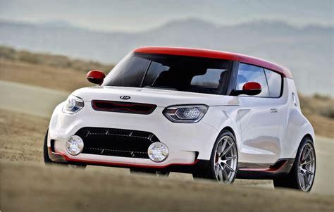 Cars By Kia All Wheel Drive Kia Track Ster Concept Car Debuts In