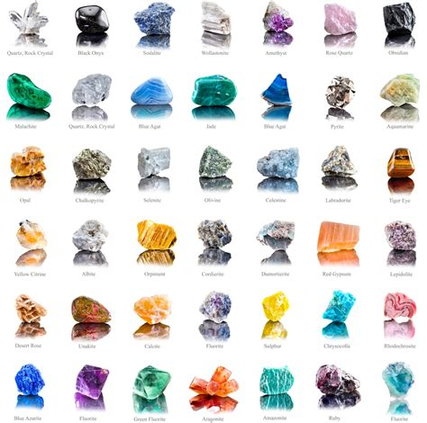 gemstone colors gemstones by color your guide to gem color meanings