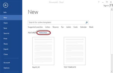 office 2013 templates the wordmeister 187 word 2013 templates location and file new