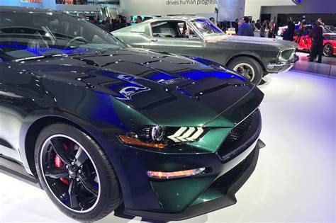 New Mustang Cost by Ford Mustang Bullitt Uk Price Revealed Car Magazine