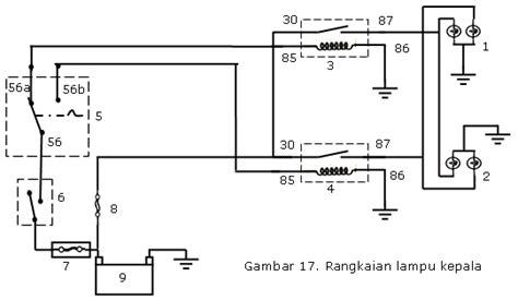 belajar membaca wiring diagram yuk kita belajar