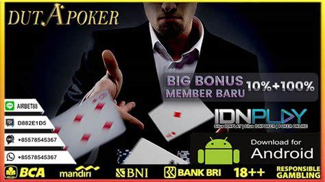poker idn play situs idn poker