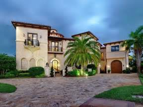 Mediterranean Style Mansions Bloombety Contemporary Mediterranean Style Homes What