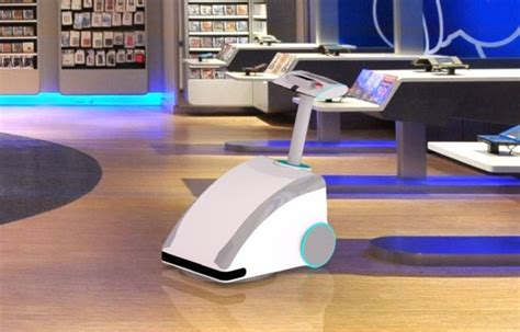 Avidbots   Automate Commercial Cleaning  Robots