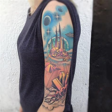 sci fi tattoos 43 best cool chef tattoos images on food