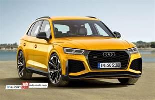 Audi Rs Q5 Futur Audi Rs Q5 2018 450 Ch Sinon Rien Auto Moto