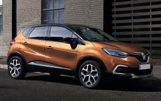 Renault Luxury 2018 Renault Captur Facelift Changes Price 2017