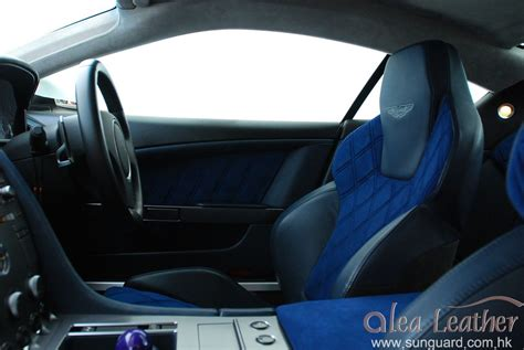 aston martin custom interior aston martin db9 2005 custom leather interior by alea