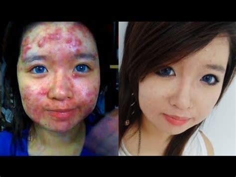 посмертный макияж до и после фото
