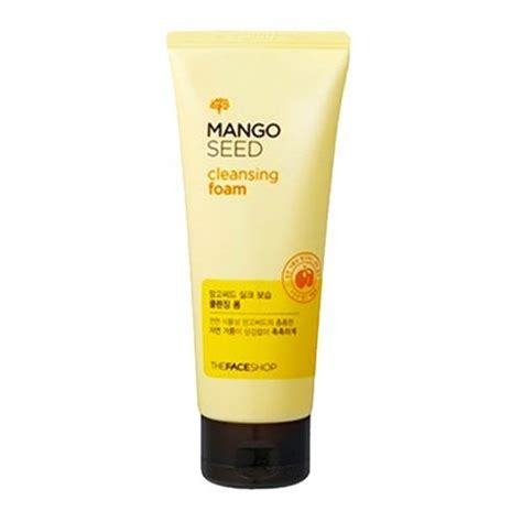 Cleansing Foam 50 Ml the shop mango seed cleansing foam seoul next by you malaysia