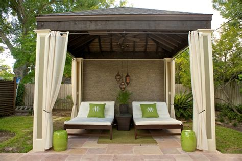 Cabana Design by Pool Side Cabana Designs Ideas