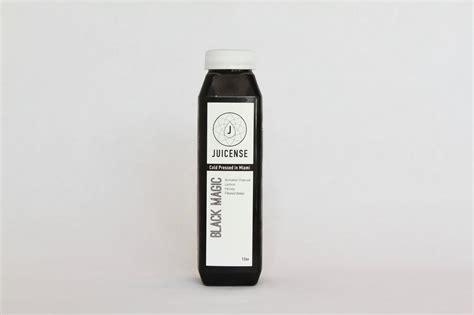 Black Magic Detox by Juicense Black Magic Juice